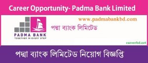 Padma bank job circular